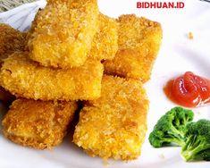 A Food, Good Food, Food And Drink, Malay Food, Nuggets Recipe, Ramadan Recipes, Indonesian Food, Yummy Snacks, Finger Foods