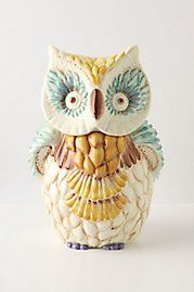 These cookie jars are adorb!