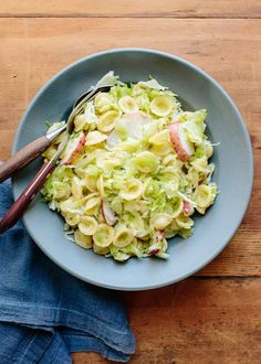 Recipe: Pasta and Potatoes with Cabbage (Pizzoccheri)
