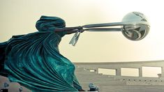 Искусство сильнее физики: скульптуры, презревшие закон всемирного тяготения