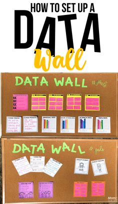 Idea: use this to track how many students have mastered a standard, and celebrate when we get on a standard. Top 10 lessons and read alouds for the first week of school to build your data wall and classroom community during back to school. print and go Data Bulletin Boards, Data Boards, Elementary Bulletin Boards, Back To School Bulletin Boards, Middle School Classroom, Elementary Schools, High School, Upper Elementary, Summer School