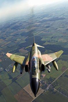 F-4 Phantom..