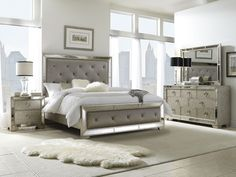 bedrooms with mirrored furniture. bedroom cheap mirrored furniture with a bed and desk lamp also painting bedrooms