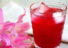 .cranberry limeade.
