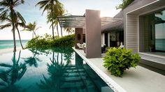 Cheval Blanc Randheli - Maldives- Designed by architect Jean-Michel Gathy LVMH Hotel Management