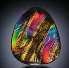 Fire Obsidian Stone, while holding this rock you become one with the universe. its a truly zen experience Selling for Cool Rocks, Beautiful Rocks, Minerals And Gemstones, Rocks And Minerals, Rare Gemstones, Caillou Roche, Obsidian Stone, Mineral Stone, Rocks And Gems