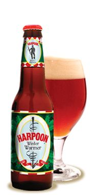 Harpoon Winter Warmer was the first seasonal beer we brewed and, as a matter of fact, it was one of the first seasonal beers in the country.