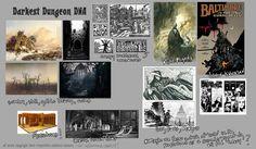 Darkest Dungeon devs directly referencing Friedrich as one of their influences. Caspar David Friedrich, Modern Games, Darkest Dungeon, Romanticism, The Darkest, Concept Art, Photo Wall, Drawings, Artist