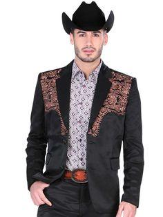 bafe1c851 Ropa vaquera · 34769 Blazer Caballero El General