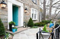 Front Stoop Makeover   Stoop Style: Ideas for Small and Beautiful Front Porches