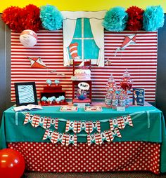"Photo 4 of 22: Dr. Suess / School Party/Play ""Seussical Soiree"" 