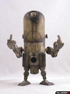 Armstrong / Manufacturer:threeA / World War Robot Portable.