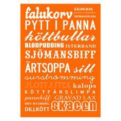 classic swedish food