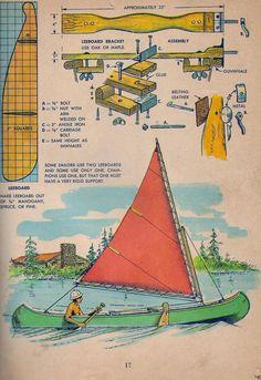 Canoe Boat, Canoe Camping, Kayak Boats, Canoe And Kayak, Kayak Fishing, Canoe Plans, Boat Plans, Sailing Dinghy, Outrigger Canoe