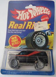 Hot-Wheels-Real-Riders-Baja-Breaker-No-4360-MOC-1983-Malaysia - 19.99