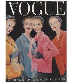 Erwin Blumenfeld: couverture Vogue US années 50 http://www.vogue.fr/culture/a-voir/diaporama/erwin-blumenfeld-l-oeil-de-la-mode/8959/image/556807#couverture-vogue-us-annees-50