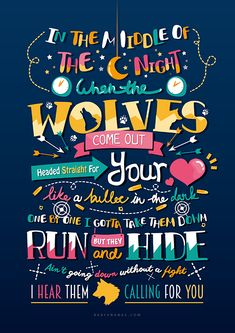 Wolves ~ One Direction