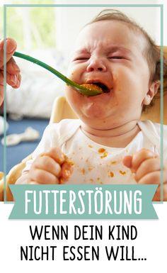 Wann spricht man von einer Fütterstörung und welche Anzeichen gibt es? #Baby