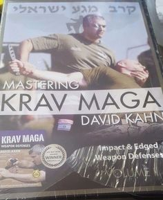 DVDs Videos and Books 73991: Mastering Krav Maga Self Defense (Vol. Ii) 5 Dvd Set (40...Dvd New Free Shipping -> BUY IT NOW ONLY: $79.55 on eBay!