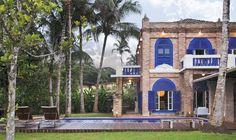 Casa de praia de Francisco Cálio, com muitas histórias - Casa