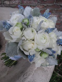 For the Bride...something blue