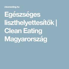 Egészséges liszthelyettesítők | Clean Eating Magyarország Me Clean, Diabetes, Clean Eating, Cleaning, Diet, Cooking, Muffin, Gluten, Kitchen
