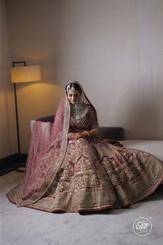 Photo from Shivangi & Nishant Wedding Indian Lehenga, Lehenga Saree, Sabyasachi, Manish, Bridal Lehenga, Sarees, Wedding Lenghas, Wedding Lehenga Designs, Engagement Dress For Bride