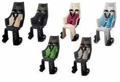 Coole Kindersitze und passendes Zubehör der niederländischen Marke Bobike...
