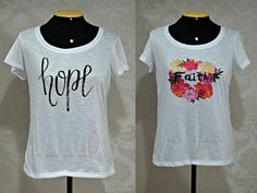 Camisetas para usar já! | Irmãs Reis