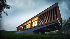 CGarchitect - Professional 3D Architectural Visualization User Community | schnitzer-bruch-house
