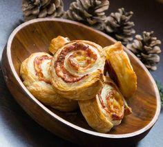 """""""Anya, ez isteni!..."""", avagy Gabojsza konyhája: Sonkás-sajtos-mustáros csiga"""