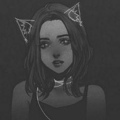 Girl Character Inspiration, Character Art, Character Design, Cute Cartoon Wallpapers, Cartoon Pics, Sad Anime, Kawaii Anime, Aesthetic Anime, Aesthetic Art
