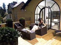 So, you want a roof terrace - Telegraph
