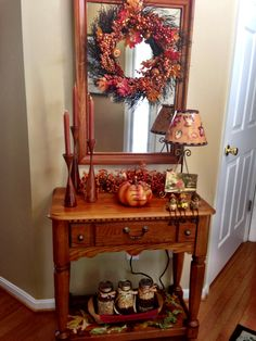 Fall Decorations #fall