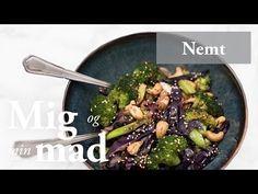 Søger du inspiration fra det asiatiske køkken ? Så se med her, hvor du får en skøn opskrift på wokret med sur-sød sauce og lækre sprøde grøntsager | Gardum