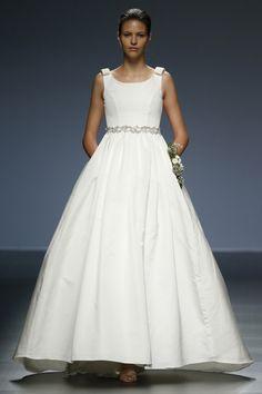 Barcelona Bridal Week Cristina Tamborer
