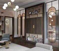 Скрытая зона ТВ Industrial Bathroom Design, Tv Unit, Divider, Entryway, Interiors, Interior Design, Furniture, Home Decor, Entrance