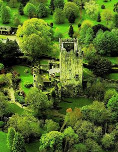 New Wonderful Photos: Blarney Castle  We've been there, Barb McGuire & Greg Piper