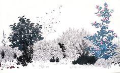 「植え込み 2」2007 : 須藤由希子|Yukiko Suto 作品など まとめ - NAVER まとめ