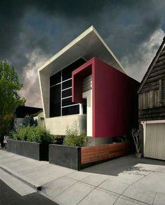 Contemporary House : Dieser Residence by Studio Residence Architecture, Residential Architecture, Interior Architecture, Installation Architecture, Home Design, Modern House Design, Design Ideas, Modern Exterior, Exterior Design