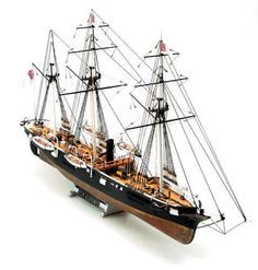 MAMOLI CSS Alabama steam&sail wood ship kit model NEW #ship #model #wood #sail #alabama #steam #mamoli