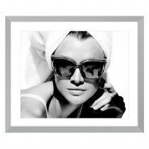 Buy Eichholtz Monte Carlo Print On Dibond Limited Edition online with Houseology's Price Promise. Full Eichholtz collection with UK & International shipping. Monte Carlo, Monaco, Amsterdam, White Wall Art, Vogue, Black Orchid, White Home Decor, Contemporary Home Decor, Monochrom