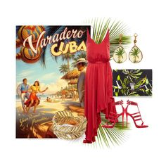 Havana Nights Looks by myfashiongroove on Polyvore featuring Zimmermann, Giuseppe Zanotti, Proenza Schouler, Serena Fox, women's clothing, women's fashion, women, female, woman and misses