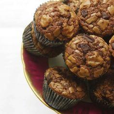 Mini Nutella Cakes