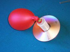 Los Experimentores: Cómo hacer un juguete aerodeslizador