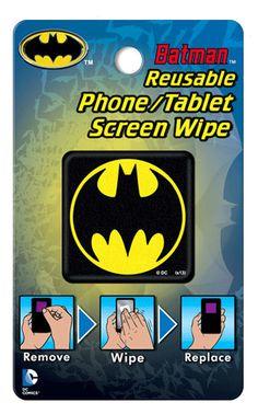DC Comics Batman Screen Wipe