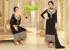 Indian Salwar Suit Bollywood Ethnic Kameez Designer Dress Anarkali Pakistani…
