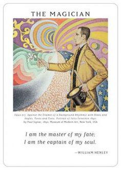 The Magician - Art of Life Tarot
