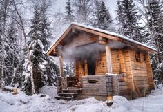 There is still time to share your sauna photo with us. The deadline for our sauna photo competition is February 28th! Check how to enter: saunaflow.com  Smoke Sauna at Winter by Heikki Annala