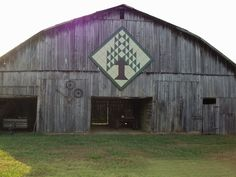 Barn Quilts and the American Quilt Trail: A Tennessee Treasure